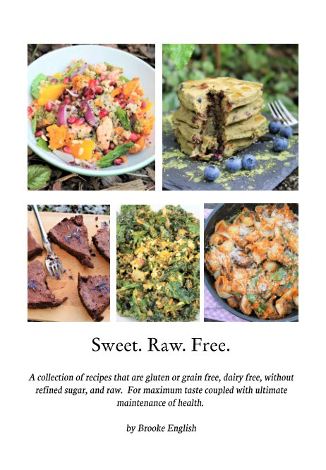 Sweet Raw Free Cover