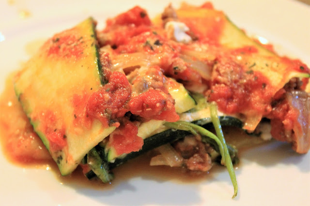 Zucchini lasagna1
